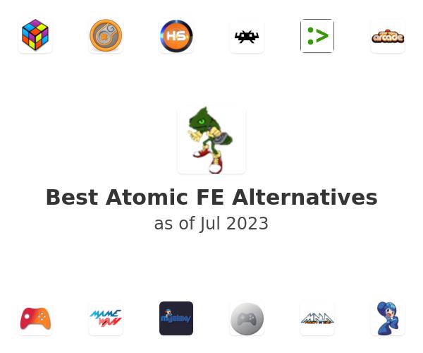 Best Atomic FE Alternatives