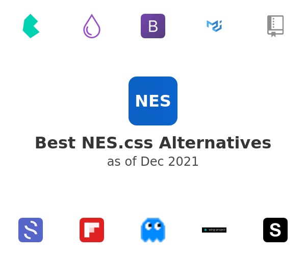 Best NES.css Alternatives