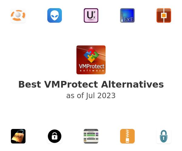 Best VMProtect Alternatives