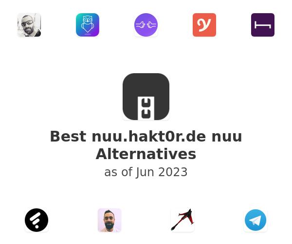 Best nuu Alternatives