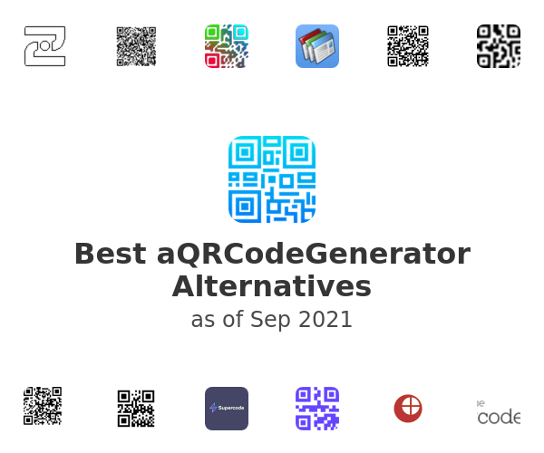 Best aQRCodeGenerator Alternatives