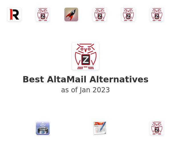 Best AltaMail Alternatives