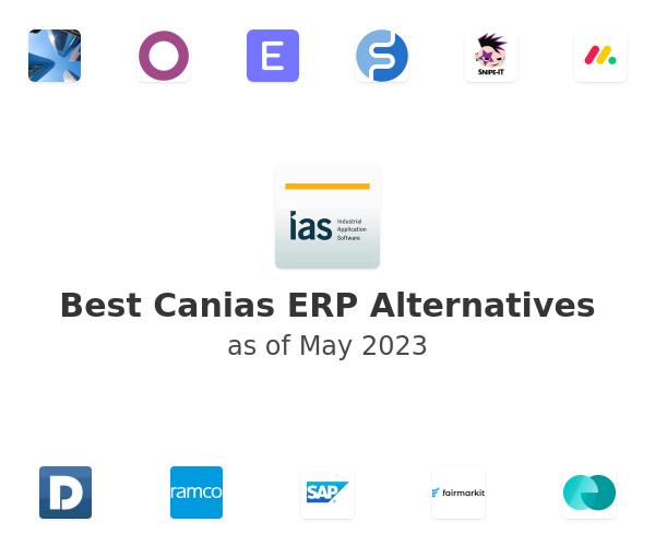 Best Canias ERP Alternatives