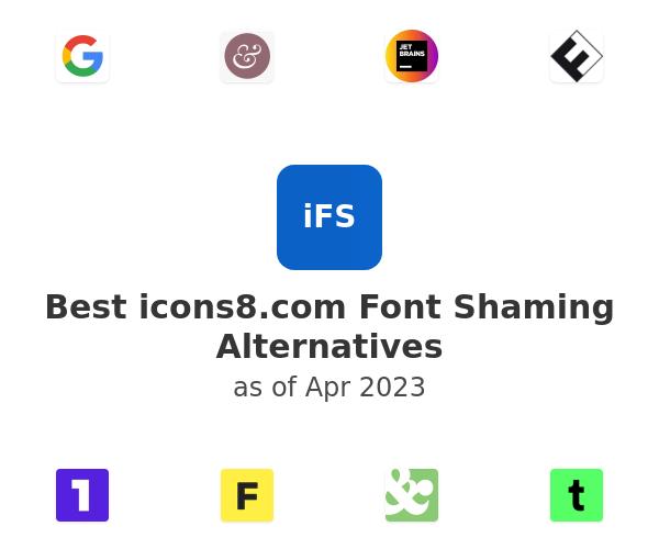 Best Font Shaming Alternatives