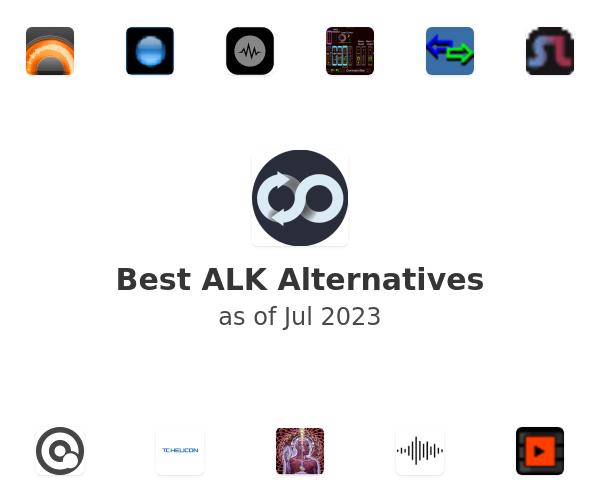 Best ALK Alternatives