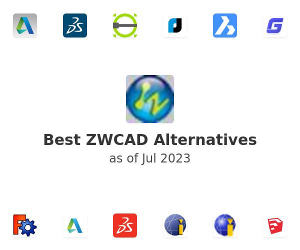 Best ZWCAD Alternatives