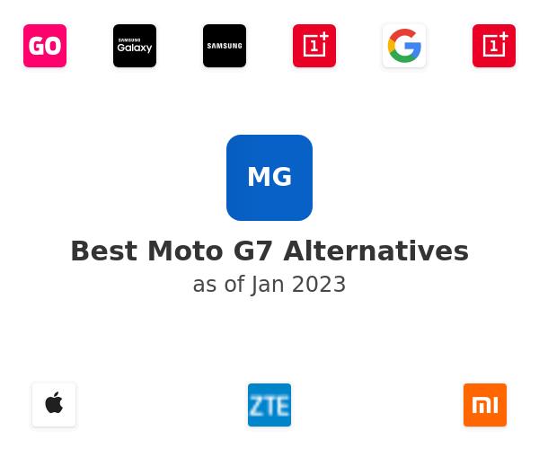 Best Moto G7 Alternatives