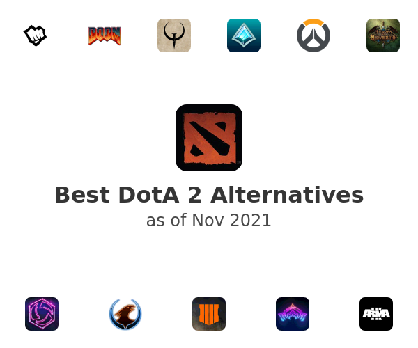 Best DotA 2 Alternatives