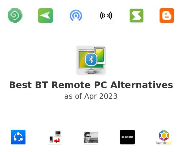 Best BT Remote PC Alternatives