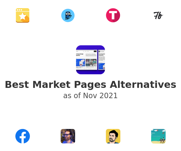 Best Market Pages Alternatives