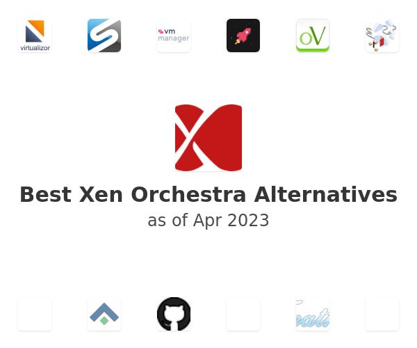 Best Xen Orchestra Alternatives