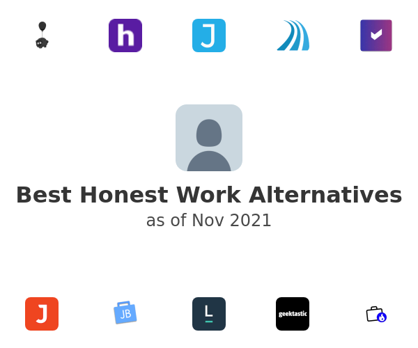 Best Honest Work Alternatives