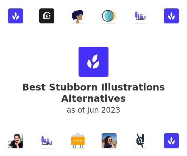 Best Stubborn Illustrations Alternatives