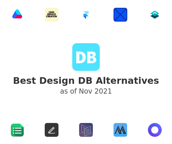 Best Design DB Alternatives