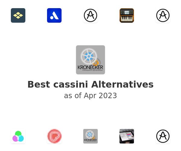 Best cassini Alternatives