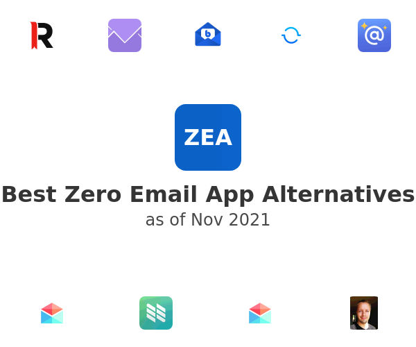 Best Zero Email App Alternatives