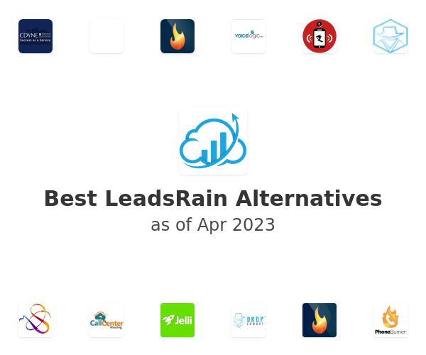 Best LeadsRain Alternatives