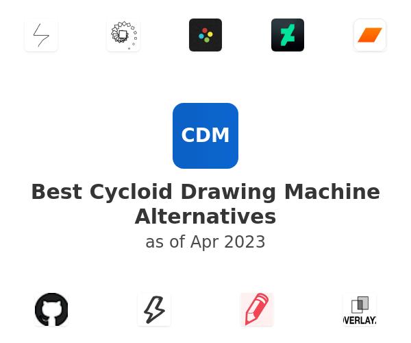 Best Cycloid Drawing Machine Alternatives