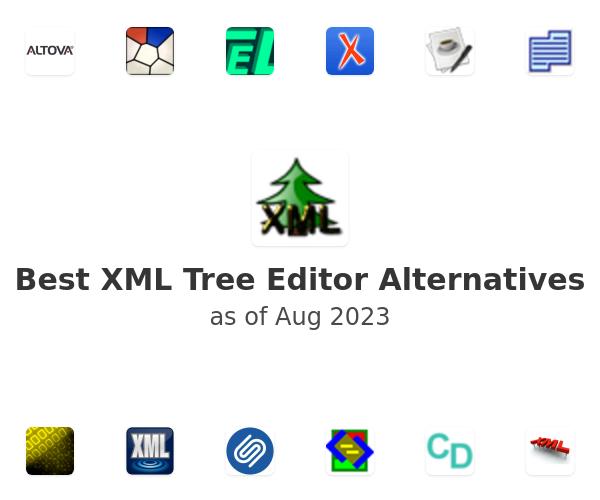 Best XML Tree Editor Alternatives