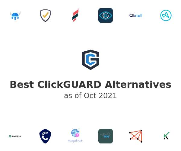 Best ClickGUARD Alternatives