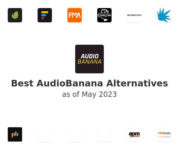 Best AudioBanana Alternatives