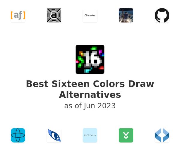 Best Sixteen Colors Draw Alternatives