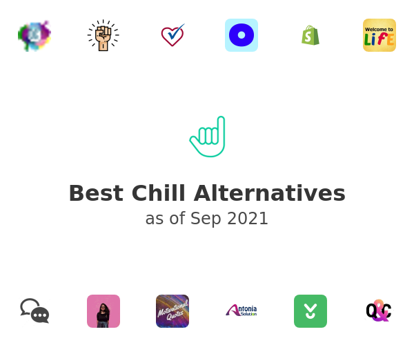 Best Chill Alternatives
