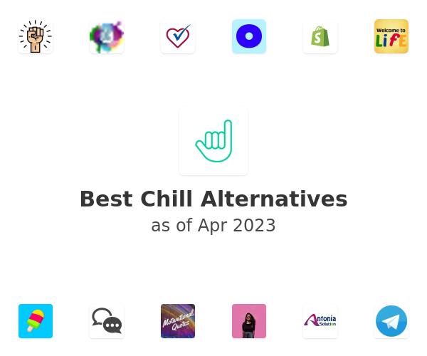 Best Chill Alternatives