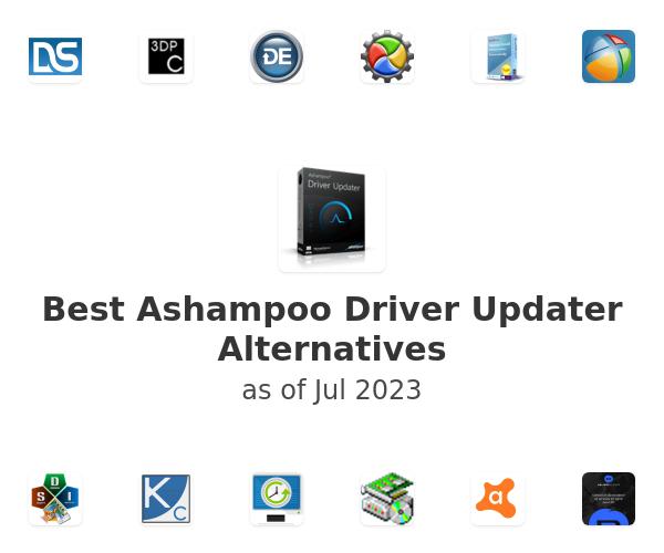 Best Ashampoo Driver Updater Alternatives