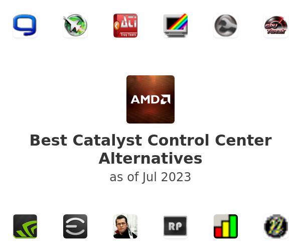 Best Catalyst Control Center Alternatives