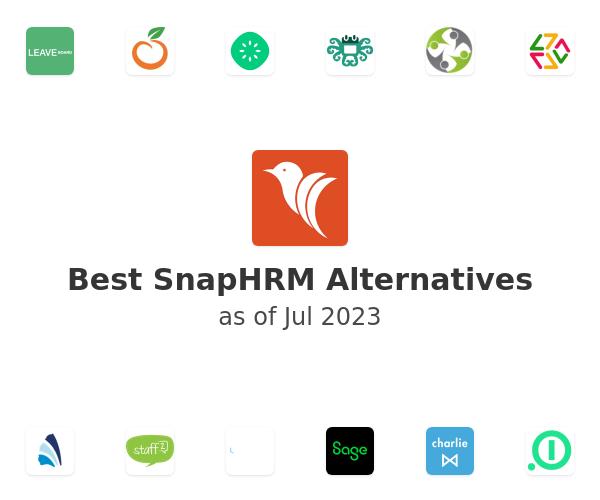 Best SnapHRM Alternatives