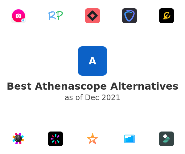 Best Athenascope Alternatives