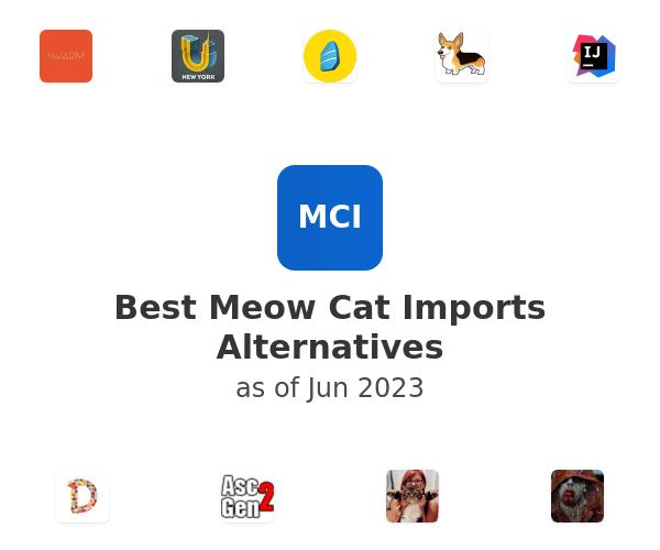 Best Meow Cat Imports Alternatives
