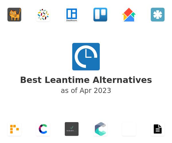 Best Leantime Alternatives