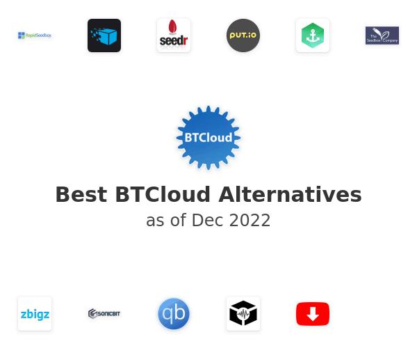Best BTCloud Alternatives