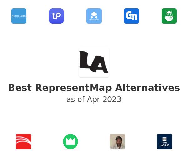 Best RepresentMap Alternatives