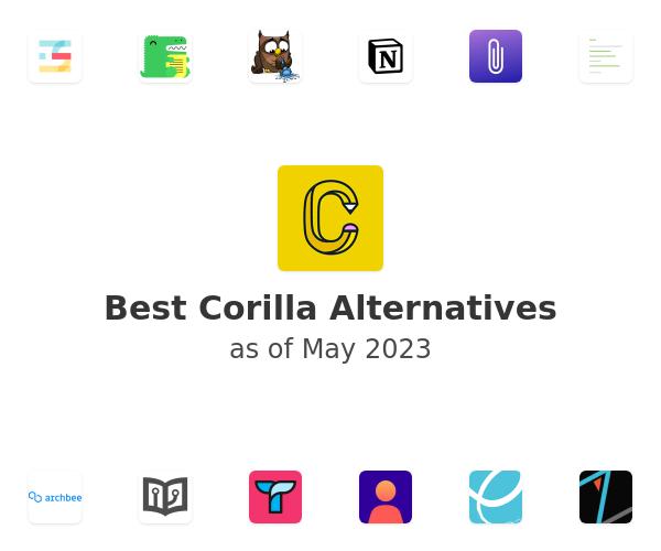 Best Corilla Alternatives