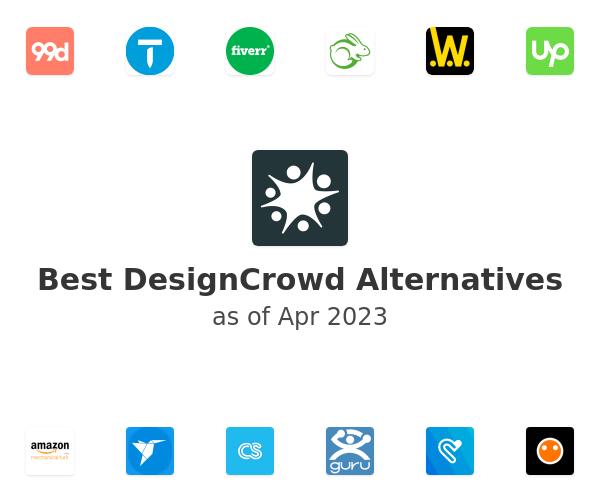Best DesignCrowd Alternatives