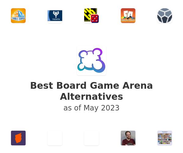 Best Board Game Arena Alternatives