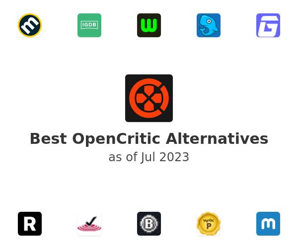 Best OpenCritic Alternatives