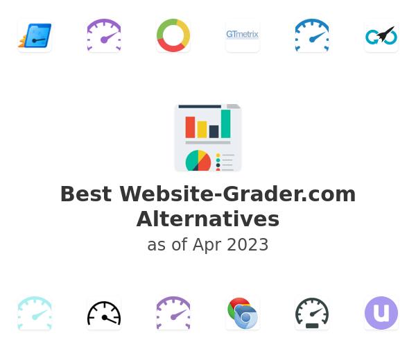 Best Website-Grader.com Alternatives