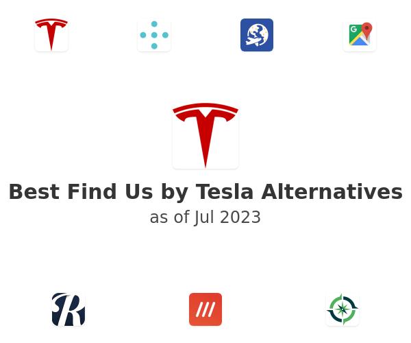 Best Find Us by Tesla Alternatives