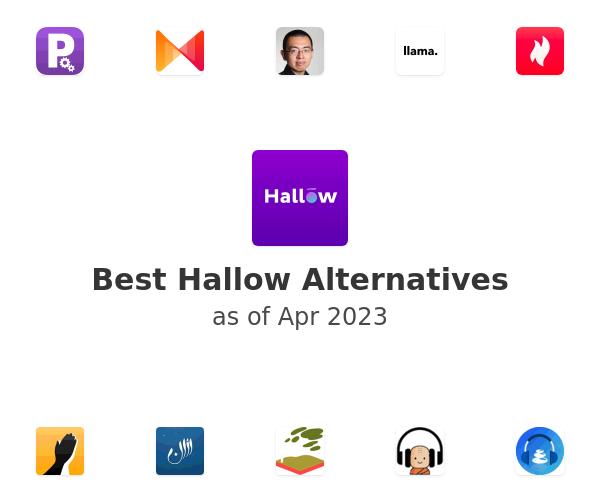 Best Hallow Alternatives