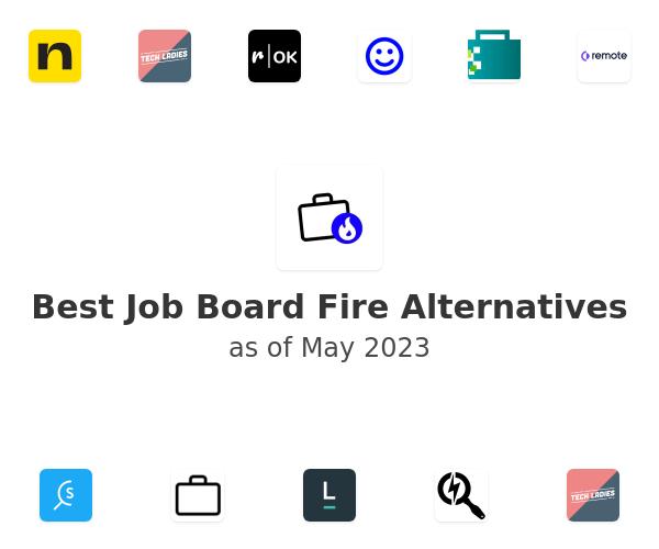 Best Job Board Fire Alternatives