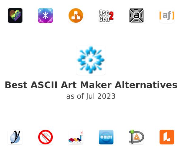 Best ASCII Art Maker Alternatives