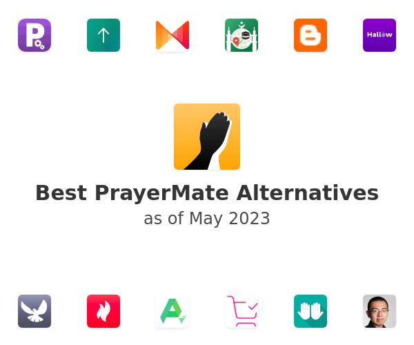 Best PrayerMate Alternatives