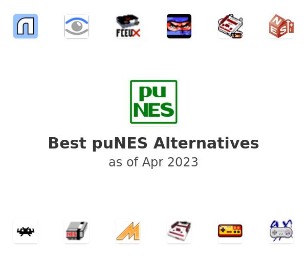 Best puNES Alternatives