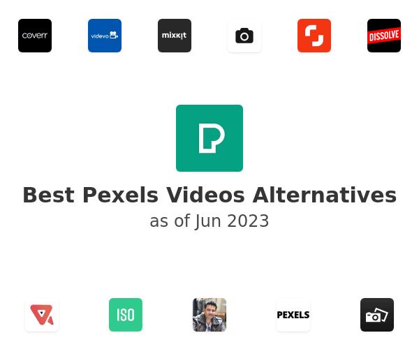 Best Pexels Videos Alternatives
