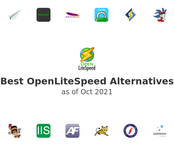 Best OpenLiteSpeed Alternatives