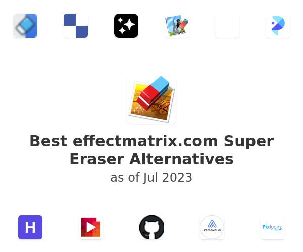 Best Super Eraser Alternatives